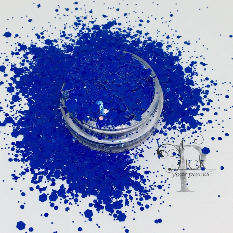 Matte Multi Mix Dark Blue