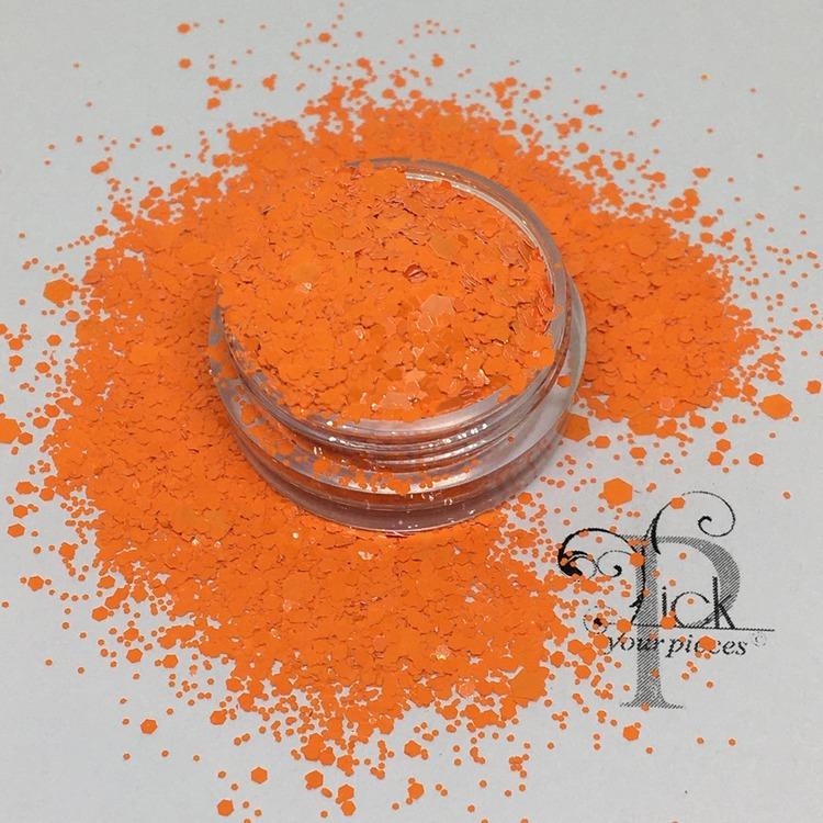 Matte Multi Mix Orange
