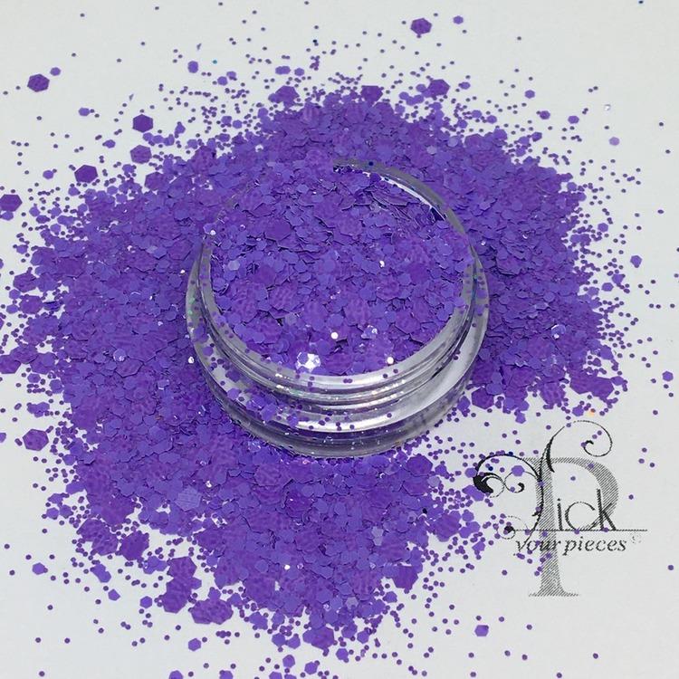 Matte Multi Mix Purple