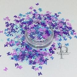 Butterflies Lavender