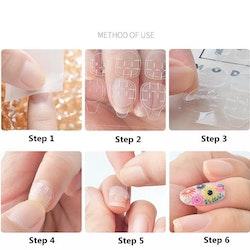 Nail Glue Tabs