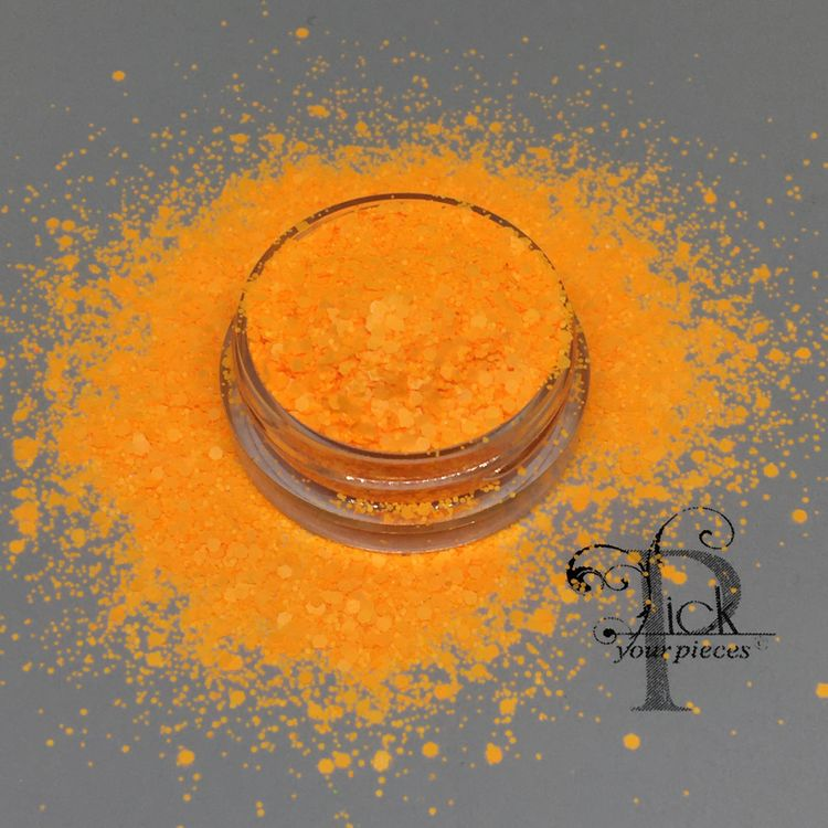 Neon Mini Mix Orange