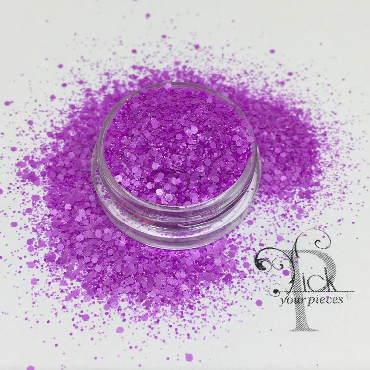 Neon Mini Mix Purple