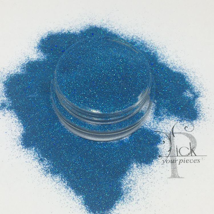 Holo Super Fine Light Blue