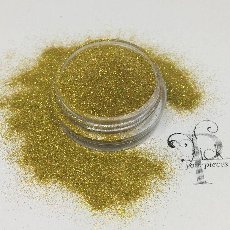 Holo Super Fine Bright Gold
