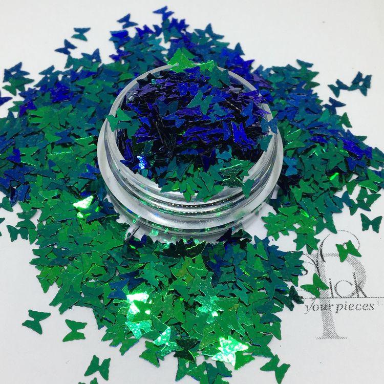 Butterflies Illusion Peacock