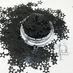 Hollow Stars Deep Black