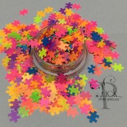 Puzzle Neon Mix