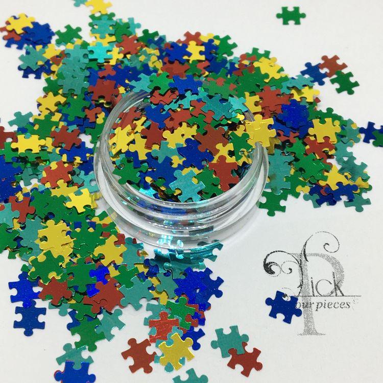 Puzzle Metallic Mix