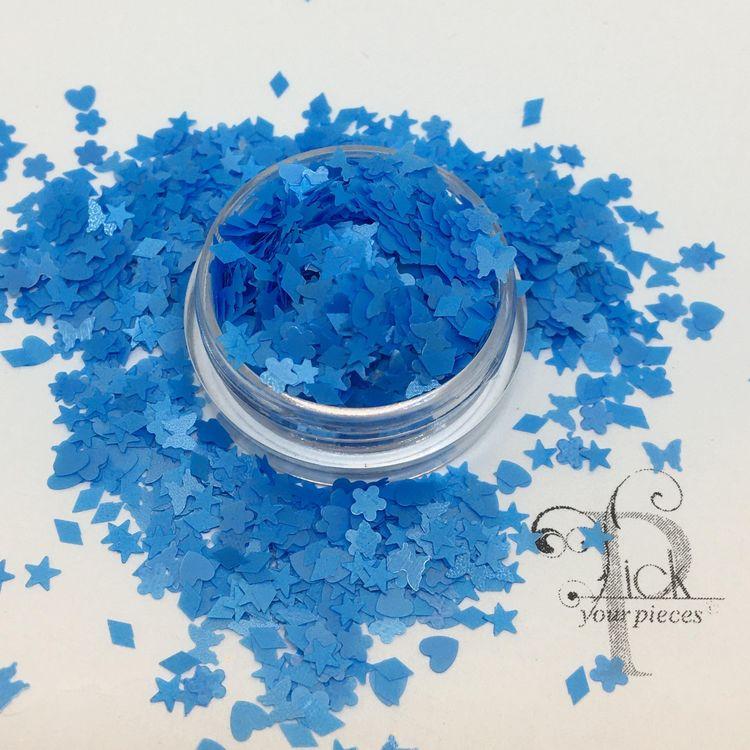 Neon Smash Blue