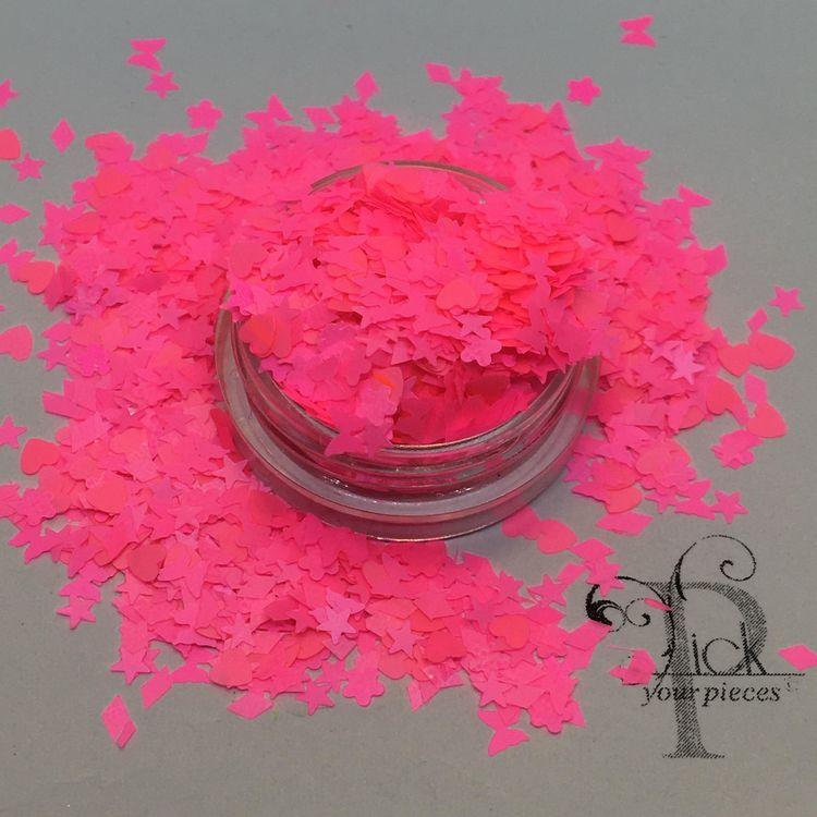 Neon Smash Pink
