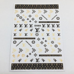 Stickers Logo Louis Vuitton