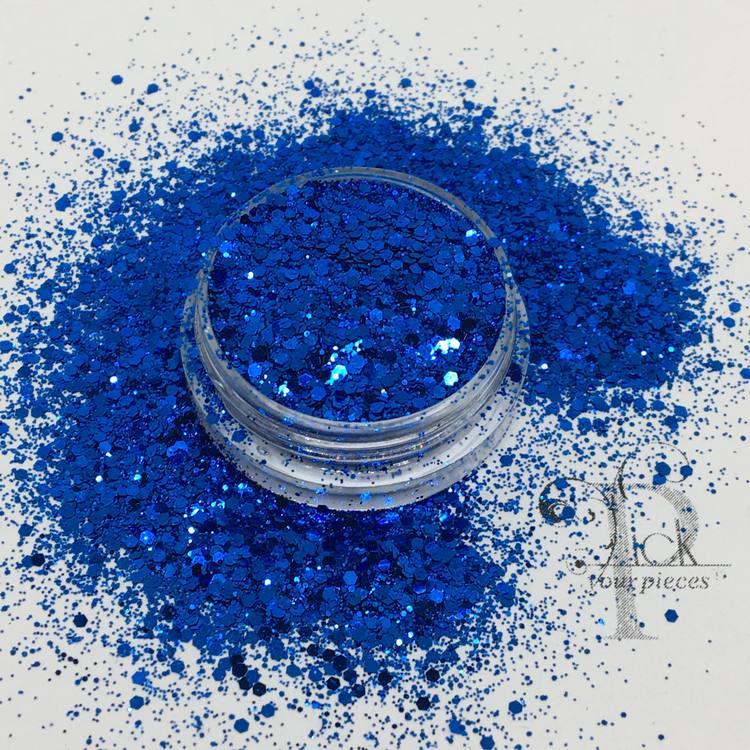 Mini Metallica Cobolt Blue