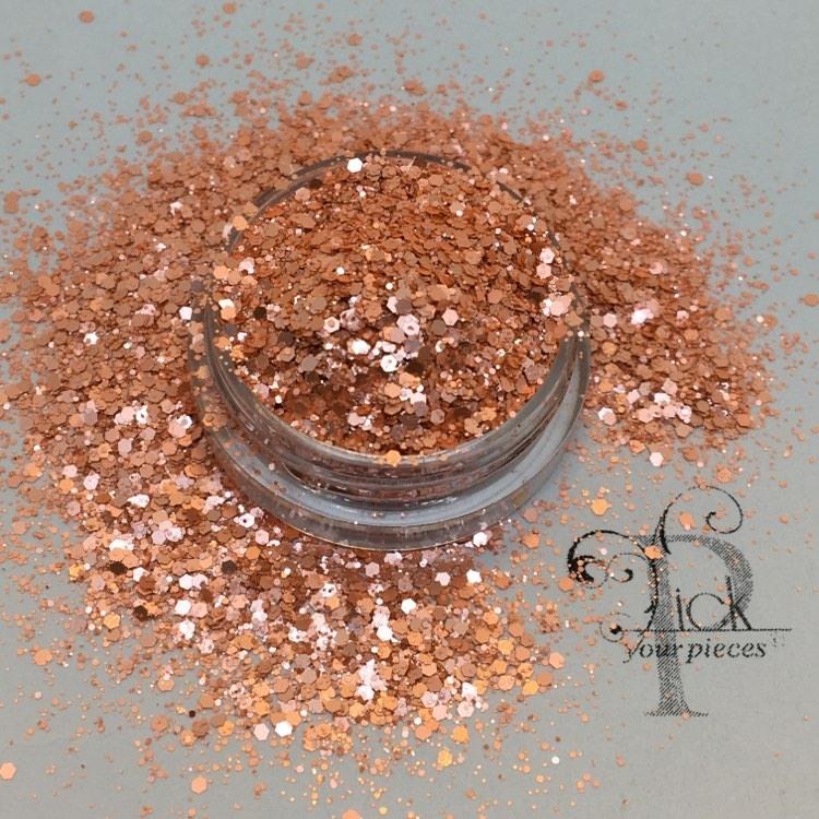 Glamour Mini Mix Antique Peach