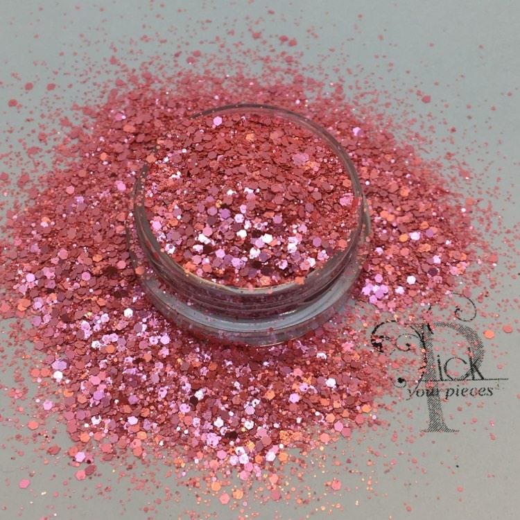 Glamour Mini Mix Glowing Pink