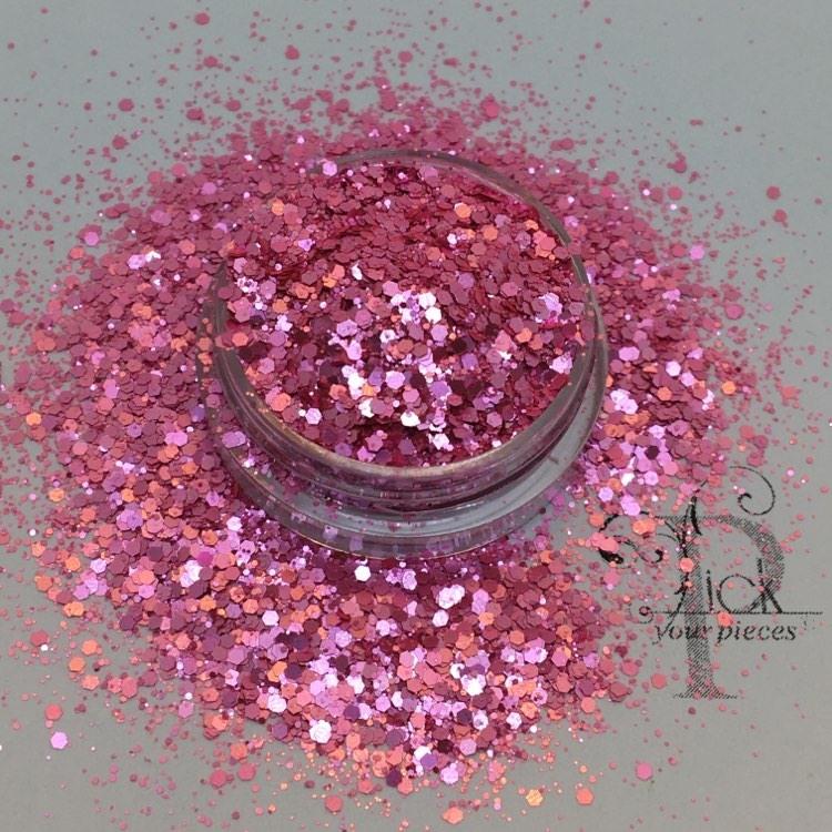 Glamour Mini Mix Dazzling Rose