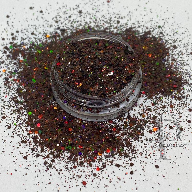 Holo Mini Mix Brown