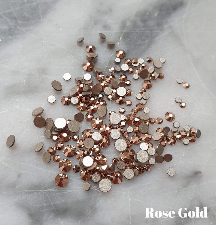 Swarovski Rose Gold