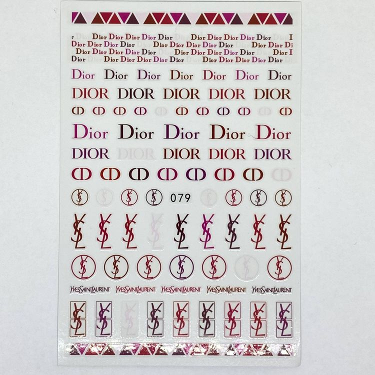 Stickers Logo Dior