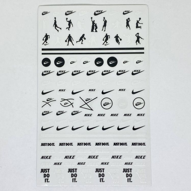Stickers Logo Nike Just do it