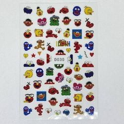Stickers Mupparna