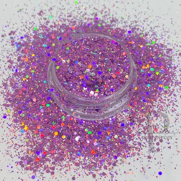 Holo Mini Mix Lilac