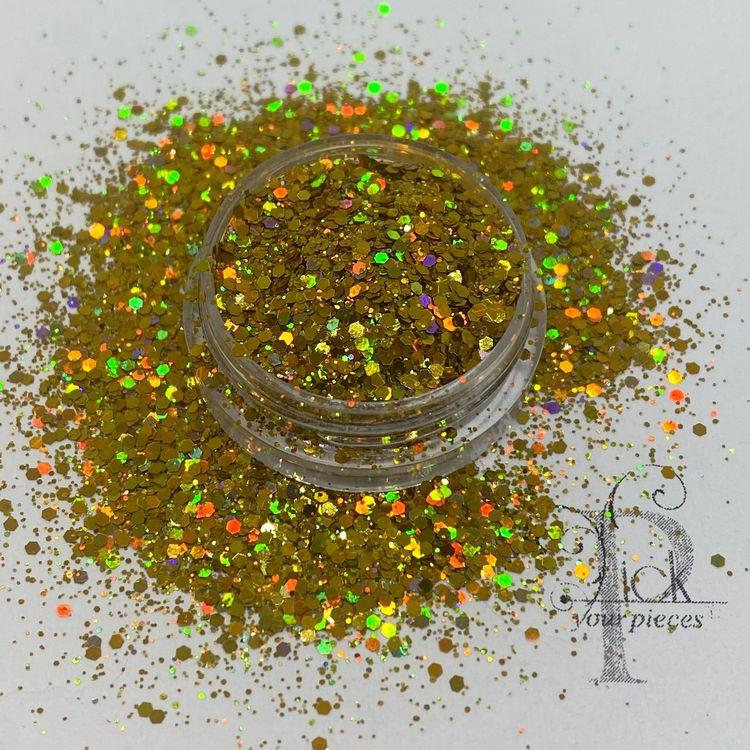 Holo Mini Mix Gold
