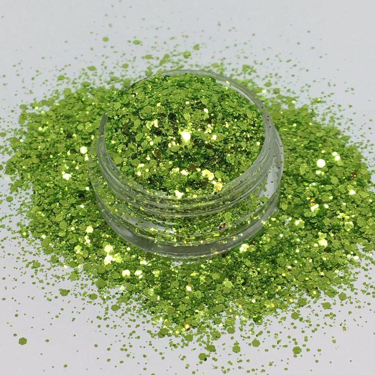 Mini Metallica Apple Green