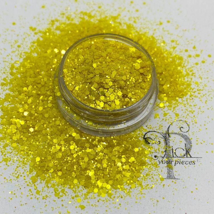 Glamour Mini Mix Golden Yellow