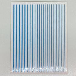 Flexible Striping tape Neon Blue