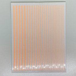 Flexible Striping tape Neon Orange