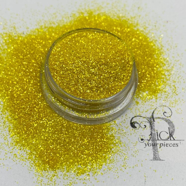 Mini Glamour Golden Yellow