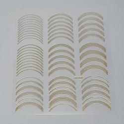 Stickers Guld Båge