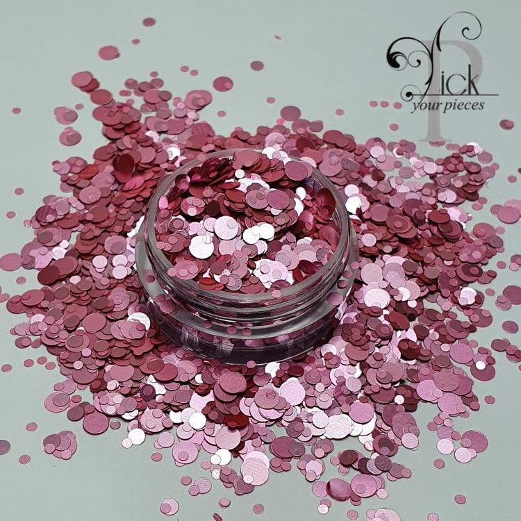 Glamour Dots Fantastic Pink