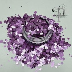 Glamour Dots Lovely Lavender