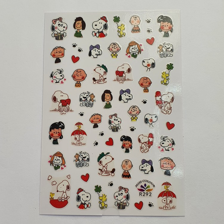 Stickers Snobben