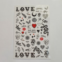 Stickers Love