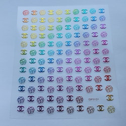 Stickers Chanel