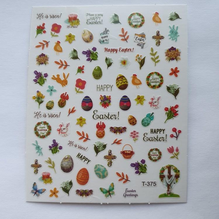 Stickers Påsk