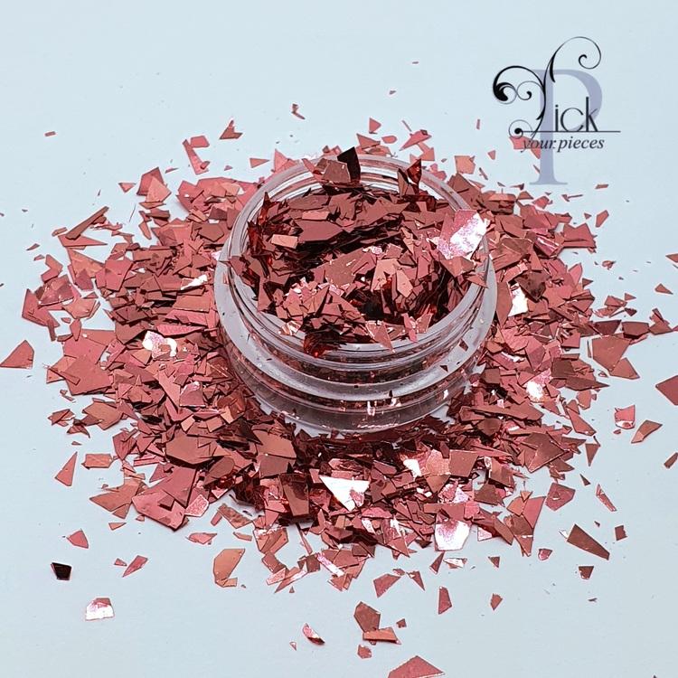 Mylar Rose Pink