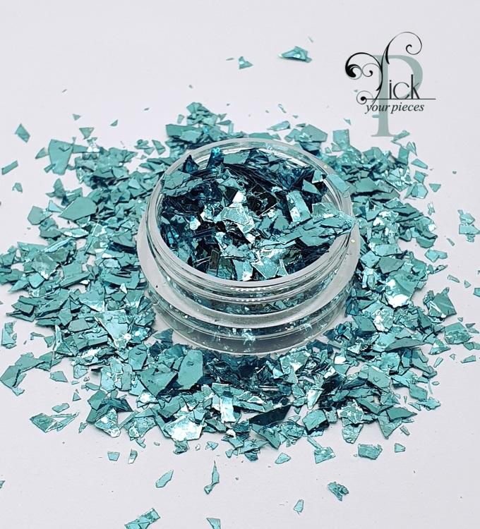Mylar Azure Blue