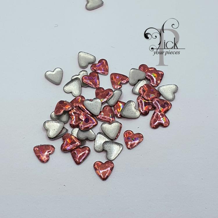Metall Heart Holo