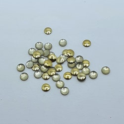 Metall Dots Gold