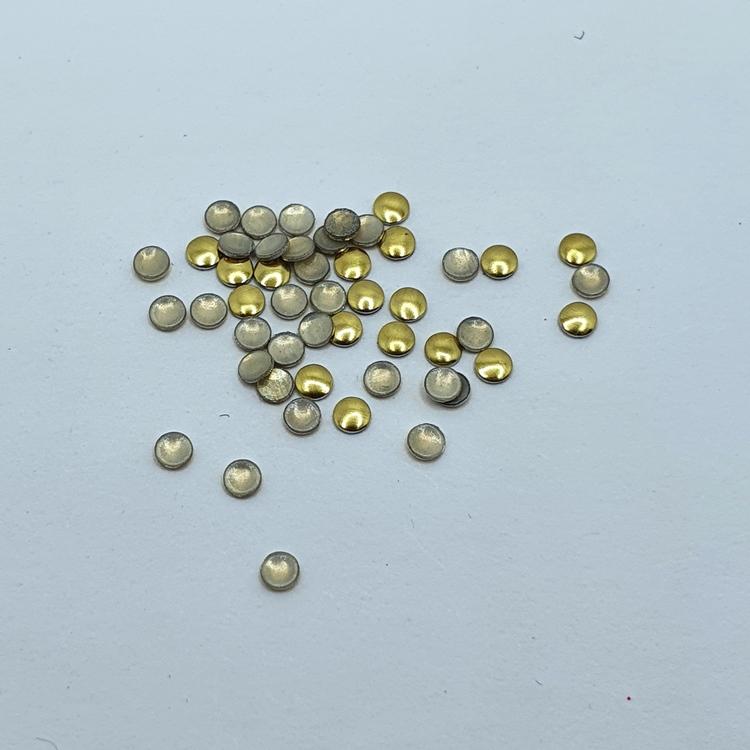 Metall Dots Gold