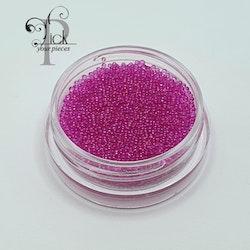 Glas Caviar Fuchsia