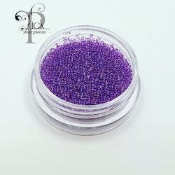 Glas Caviar Purple