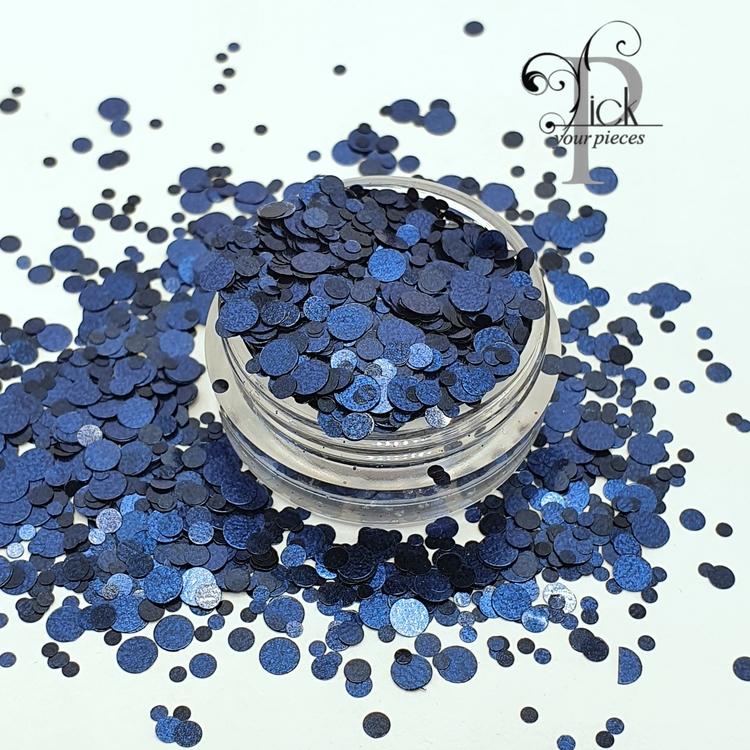 Dots Midnight Blue