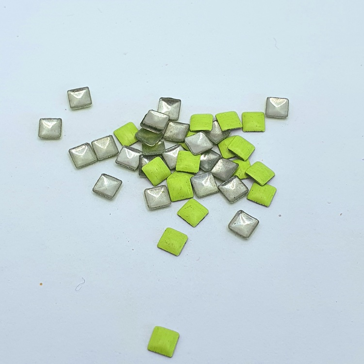 Metall Square Neon 3mm