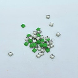 Metall Square Neon 2mm
