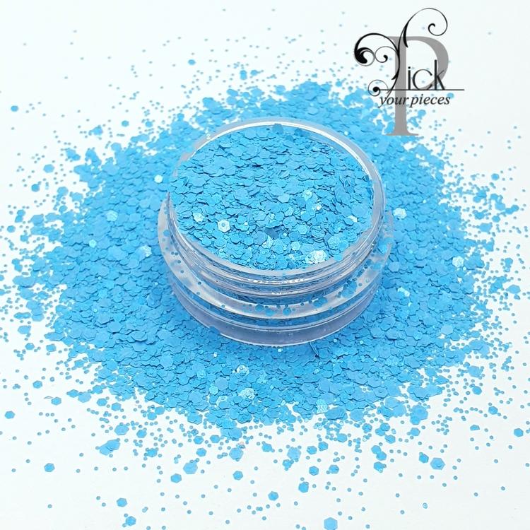 Glamour Poppy Blue